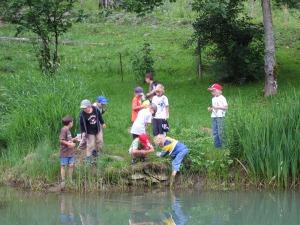 Kinder Teich