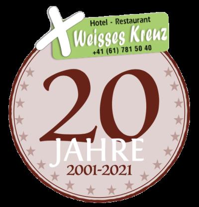 20 Jahre Weisses Kreuz Breitenbach
