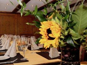 Feiern im Restaurant Hotel Weisses Kreuz in Breitenbach