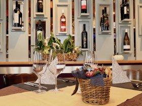 Mittagstisch im Restaurant Hotel Weisses Kreuz in Breitenbach