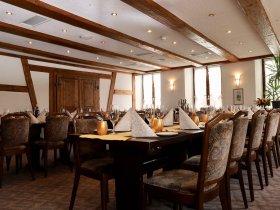 Saal im Restaurant Hotel Weisses Kreuz in Breitenbach