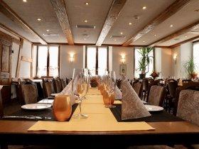 Veranstaltungsraum Restaurant Hotel Weisses Kreuz in Breitenbach