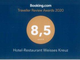 Auszeichnung Booking 2020