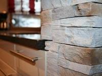 moderne Steinchenbauweise
