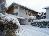 Landhaus Alpensee im Winter