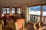Wohnung Bergblick unverbauter Wohnraum