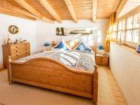 Sonne im Schlafzimmer