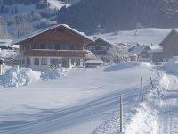 LANDHAUS BERGKRISTALL Winterzauber
