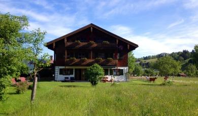 Unser Landhaus im Juni 2014