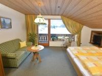 Wohn-Schlafzimmer Schönblick