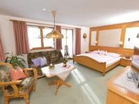 Wohn-Schlafzimmer Rubihorn