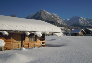 Landhaus Bickel Winter