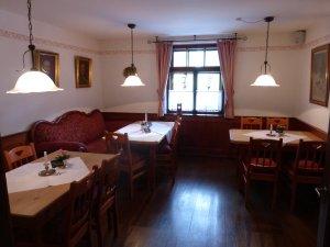Restaurant Stube Sofa
