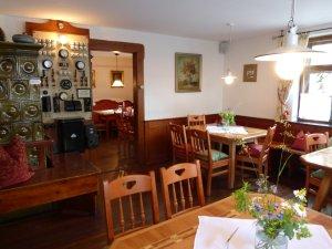 Restaurant Schalttafel
