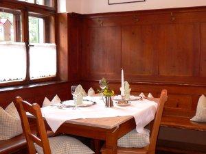 Restaurant Tisch 8