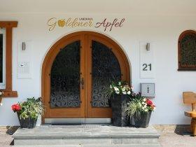 Eingang Goldener Apfel
