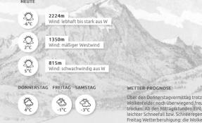 Bergsportbericht