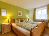 Wohnung 9 - Schlafzimmer -