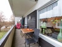 Wohnung in der Poststraße - Balkon -