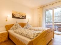 Wohnung am Fuggerpark - Schlafzimmer 1 -