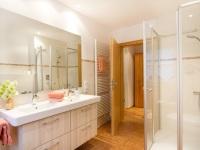 Wohnung am Fuggerpark - Bad mit Dusche -
