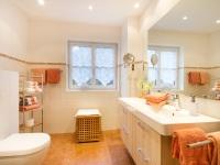 Wohnung am Fuggerpark - Badezimmer -