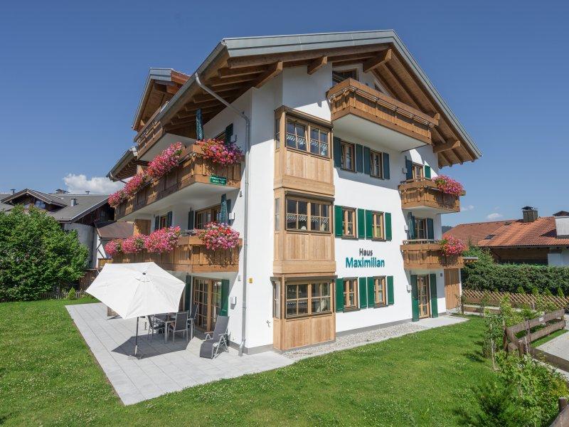 Haus Maximilian Aussenansicht