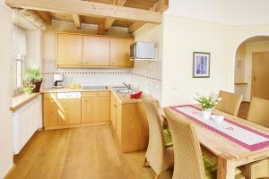 Fellhorn, Küche
