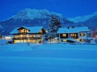 Ansicht Wies und Steinbock Winter (1)