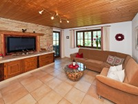 Ferienwohnungen 1 und 2_Wohnzimmer