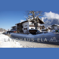 Landhaus Ela winter logo