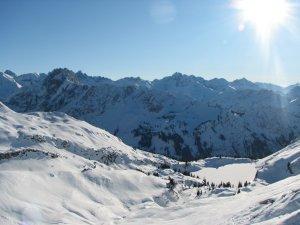 Seeaalpsee Nebelhorn