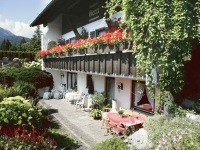 FW 4 Alpenrose - große Terrasse und Garten mit Grill