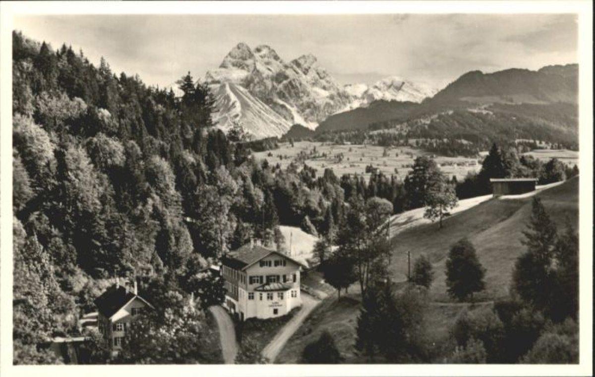 Tiefenbach - Schwefel- und Kneippbad bis 1960
