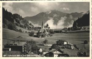 Tiefenbach - Ort und Kirche um 19__
