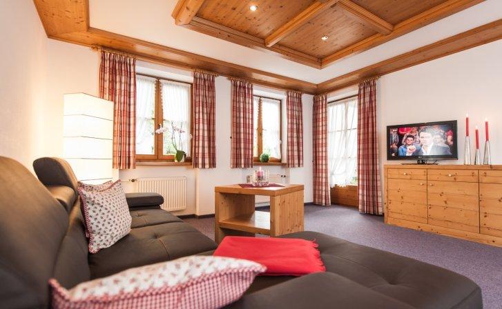 Wohnzimmer ****Ferienwohnung Annemarie