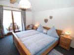 Schlafzimmer 1 - Fewo 3