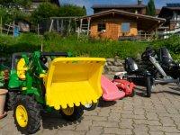 Fuhrpark für Kinder
