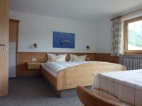 Gipfelstürmer Doppel-Schlafzimmer