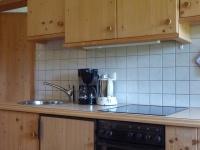 Fewo Bergblick Küchenzeile