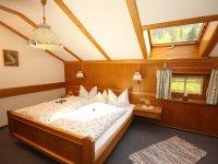 Romantisches Schlafzimmer in unserer Wohnung Entschenkopf