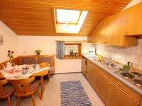 Wohnung Rubihorn mit gut ausgestatteter Essküche