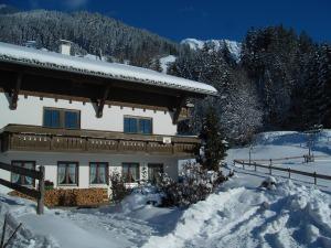 Landhaus Maetzler im Winter