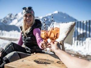 Genuss-Skigebiet Kanzelwand (c)  - Kleinwalsertal Tourismus eGen   Fotograf  Bastian Morell