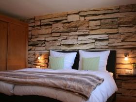 Schlafzimmer 1 Ferienwohnung Bergkristall