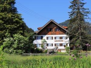 Landhaus Math, Fischen Langenwang