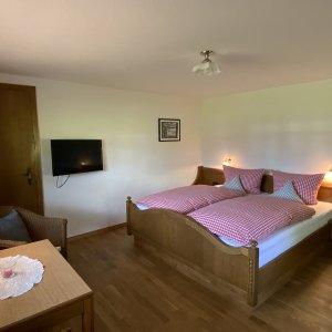 Schlafzimmer Ferienwohnung 4