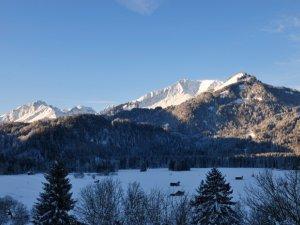 Panorama von Landhaus Menz
