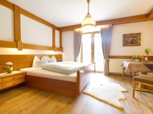 Schlafzimmer Ferienwohnung Nr. 8
