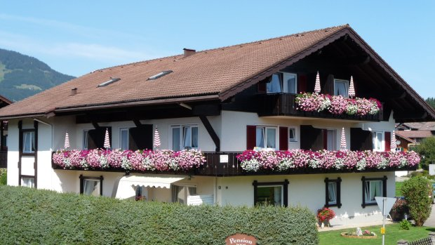 Hausbild Landhaus Ruppaner